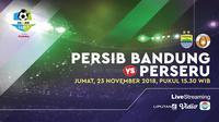 persib Bandung vs Perseru