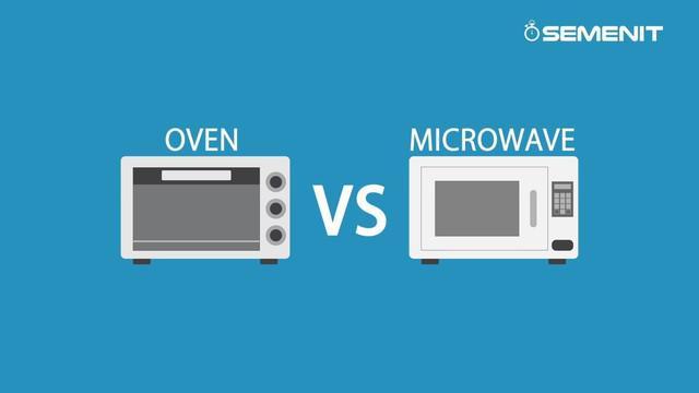 Oven dan microwave sama-sama peralatan masak yang punya daya pemanas. Namun, apa keunggulan sebenarnya dari dua alat itu?