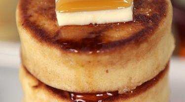 Japanese Pancake, Menu Sarapan Lezat yang Wajib Anda Coba