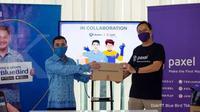Paxel dan Bluebird Jalin Kemitraan untuk Rilis Layanan Logistik
