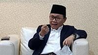Anggota Komisi I DPR Taufiq R Abdullah. (Istimewa)