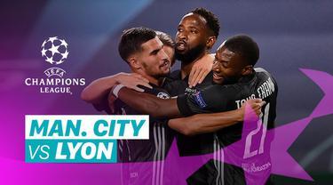 Berita video beragam peluang termasuk kesempatan emas Raheem Sterling dan gol-gol yang tercipta pada laga perempat final Liga Champions 2019/2020 antara Manchester City melawan Lyon, Minggu (16/8/2020) dinihari WIB.