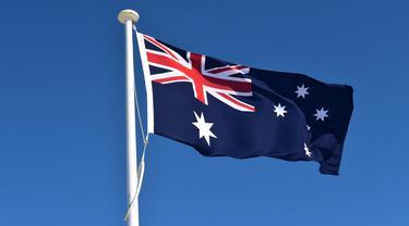 Ilustrasi bendera Australia (pixabay)