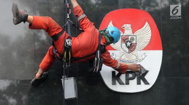 KPK Rilis Indeks Penilaian Integritas 2017