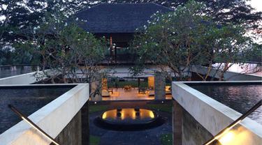 Hotel di Ubud Tawarkan Wisata Kesehatan Sambil Liburan
