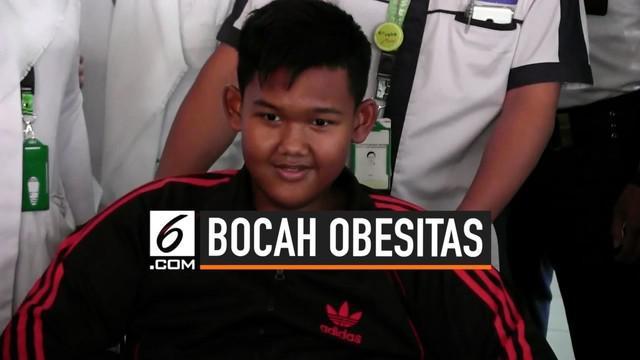 Usai melaksanakan operasi besah plastik bocah penderita obesitas Arya Permana diperbolehkan pulang daru RS Hasan Sadikin Bandung. Tim Dokter memantau ketat asupan protein Arya. Arya akan menjalani berobat jalan 3 hingga 6 bulan kedepan.