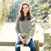 Kate Middleton. (Dok. Instagram @kensingtonroyal/https://www.instagram.com/p/B7GL07IlnTc//Tri Ayu Lutfiani)