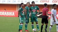 PSS di Liga 2 2018. (Bola.com/Ronald Seger Prabowo)