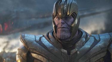 Thanos dalam Avengers: Endgame. (Marvel Studios)