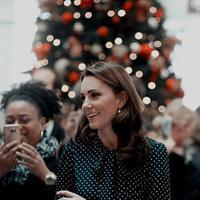 Kate Middleton selalu tampak menawan dan 'camera ready' di setiap foto. Apa sih rahasianya? (Foto:instagram.com/katemiddletonphotos)