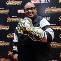 Gala premier film Avengers (Deki Prayoga/bintang.com)