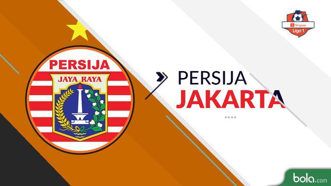 Persija Jakarta Shopee Liga 1 2019 (Bola.com/Adreanus Titus)