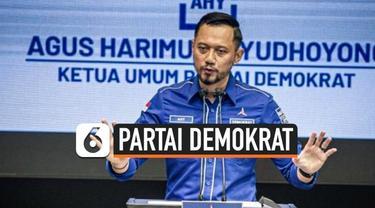 Kementerian Hukum dan HAM secara resmi menolak hasil KLB Partai Demokrat kubu Moeldoko pada Rabu (31/3). Agus Harimurti Yudhoyono selaku Ketum yang sah menyampaikan apresiasi terkait putusan tersebut.
