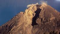 Puncak Gunung Merapi. (Liputan6.com/Yanuar H)