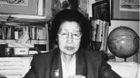 Katsuko Saruhashi ilmuan wanita yang inspiratif. (Sumber Foto: The Matilda Effect)