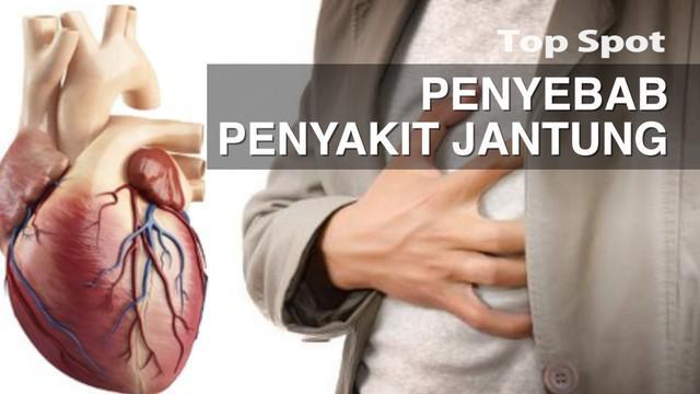 Selain obesitas dan kolesterol, ada 6 faktor yang tidak diduga ternyata juga bisa memicu penyakit jantung