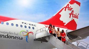 AirAsia Resmikan Penerbangan Rute Baru Bali - Kolkata India