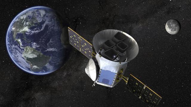 NASA Luncurkan Tess, Proyek Ambisius Memburu 20.000 Planet Alien