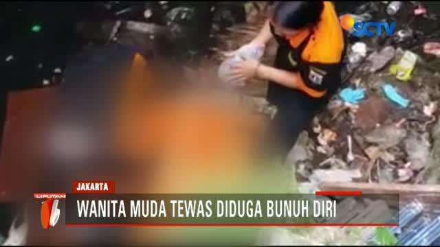 Anak tak kunjung sembuh diduga jadi penyebab ibu muda bunuh diri dari lantai lima gedung parkir Apartemen Thamrin City.