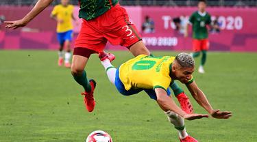 Hasil Sepak Bola Olimpiade Tokyo 2020 Tekuk Meksiko Lewat ...