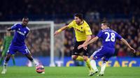 Chelsea vs Watford (twitter/@chelseaFC)