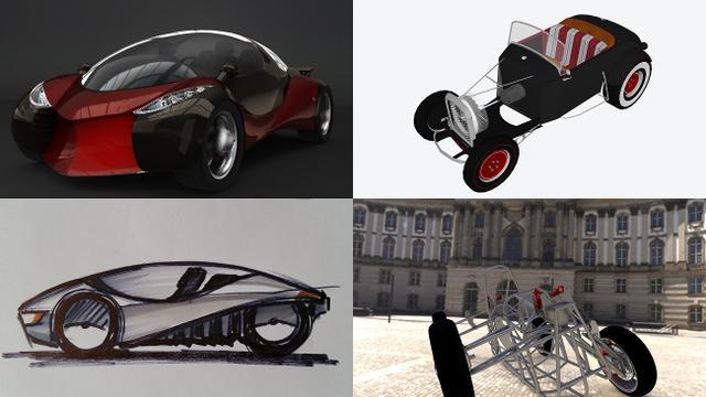 Mengintip 6 Kendaraan Masa Depan Impian Orang Awam Global Liputan6com