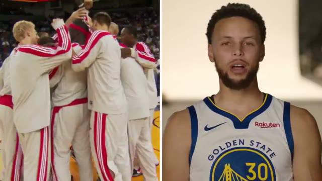 Berita Video Pemain Golden State Warriors, Stephen Curry Kenang Poin Pertamanya di NBA