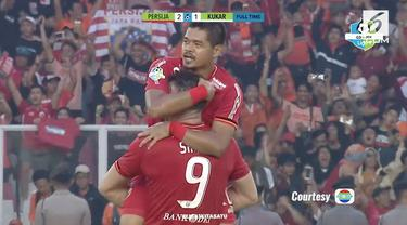 Persija Jakarta memastikan menjuarai Liga 1 2018 setelah mengalahkan Mitra Kukar 2-1 di Stadion Utama Gelora Bung Karno, Minggu 9 Desember 2018.