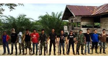 News Flash: Jokowi Akan Proses Permohonan Amnesti Din Minimi