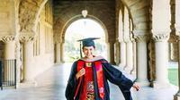 Maudy Ayunda Raih Gelar S2 di Stanford University. (instagram.com/maudyayunda)
