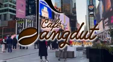 Cafe Dangdut New York, Amerika Serikat