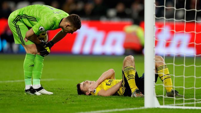 Arsenal Blunder Jika Lepas Tierney ke Leicester