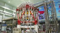 Reaktor fusi nuklir HL-2M Tokamak yang menjadi inti dari Matahari Buatan China. Kredit: China Atomic Energy Authority via Globaltimes.cn
