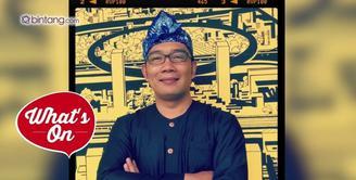 Wali Kota Bandung, Ridwan Kamil genap berusia 45 tahun pada Selasa, 4 Oktober 2016.