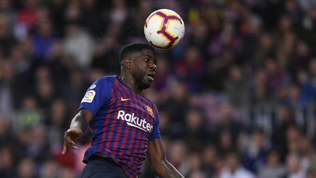 Liga Spanyol: Syarat Samuel Umtiti Tinggalkan Barcelona ...