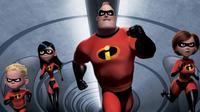 Karakter film The Incredibles. Foto: THR