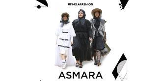 Koleksi Monokrom Asmara by Barli Asmara