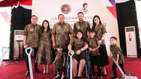 SBY saat pembangunan Museum dan Galeri Seni SBY-ANI