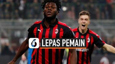 Franck Kessie tak lagi menjadi pilihan utama di AC Milan. Pada Januari 2020 AC Milan akan menjual pemain Pantai Gading itu dengan harga 35 juta euro.