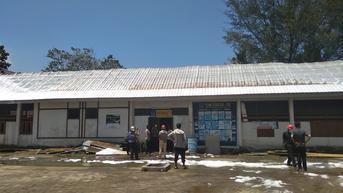 Ruang Perawatan yang Terbakar di RSKD Dadi Makassar Dihuni Pasien ODGJ