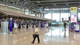 Thailand Tunda Rencana Buka Perbatasan Wilayah untuk Turis Asing