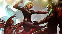 Desain konsep film Captain Marvel. (cbr.com)