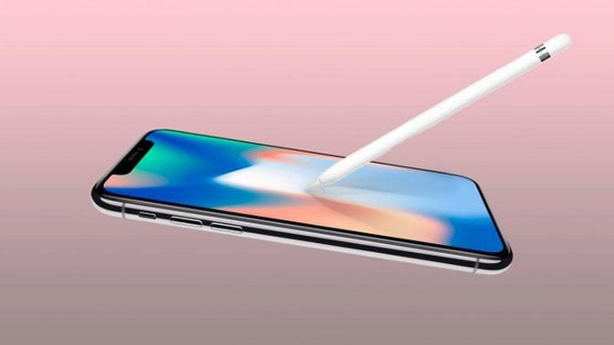 iPhone 11 bakal mendukung teknologi Apple Pencil. (Doc: GSMArena)