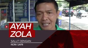 Berita video komentar ayah gelandang Timnas Indonesia U-22, Gian Zola, Budi Nugraha, setelah Timnas Indonesia meraih gelar juara Piala AFF U-22 2019.