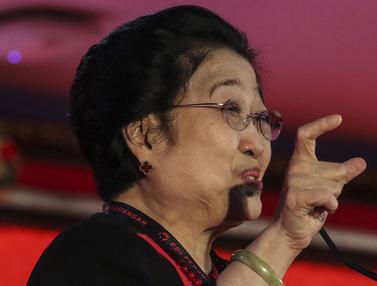 Megawati Sampaikan Pentingnya Menjaga Keutuhan Bangsa