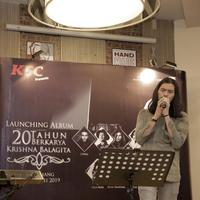 Krishna Balagita, eks keyboardis ADA Band rilis album bersama para penyanyi. (Foto: M Akrom Sukarya/KapanLagi.com)