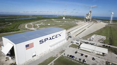 Ilustrasi SpaceX