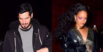 Rihanna dan Hassan Jameel menjaga hubungan mereka dan tak ingin menjadi konsumsi publik. (Celebrity Insider)