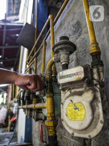 Griya Tipar Cakung Jadi Rusunawa Kedua yang Dialiri Gas Alam