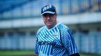 Pelatih Persib Bandung Robert Alberts. (Erwin Snaz/Bola.com)